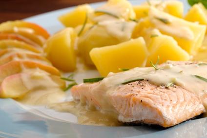 Fisch und Fleisch dampfgaren - Dampfgarer.org