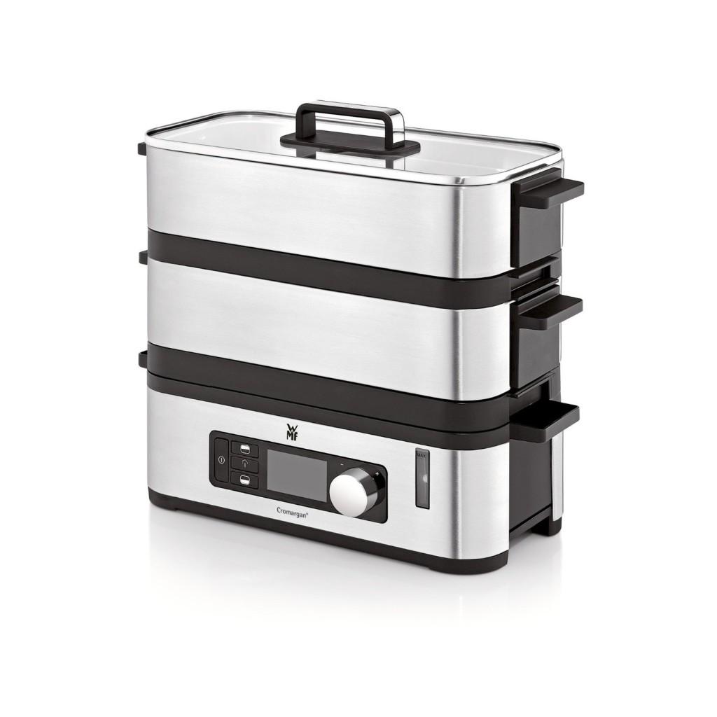 WMF Küchenminis Dampfgarer Test 2019