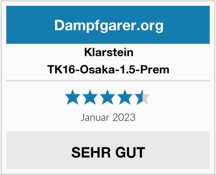 Klarstein TK16-Osaka-1.5-Prem Test