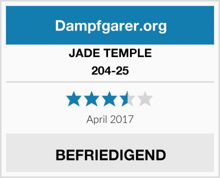 JADE TEMPLE 204-25 Test