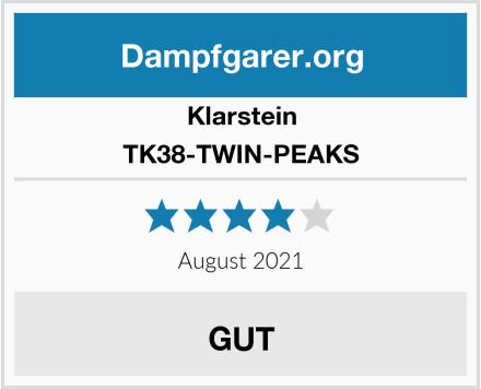 Klarstein TK38-TWIN-PEAKS Test