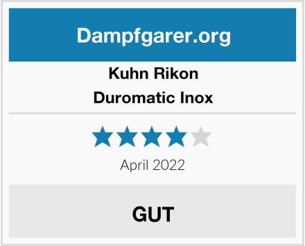 Kuhn Rikon Duromatic Inox Test