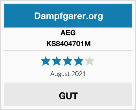 AEG KS8404701M Test