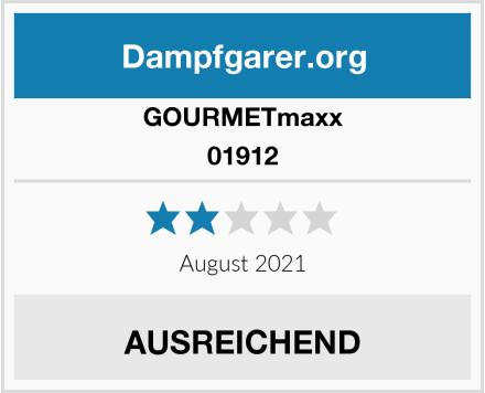 GOURMETmaxx 01912 Test