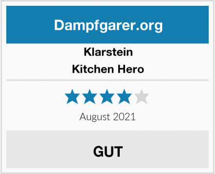 Klarstein Kitchen Hero Test
