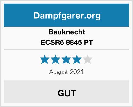 Bauknecht ECSR6 8845 PT Test