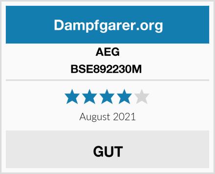 AEG BSE892230M  Test