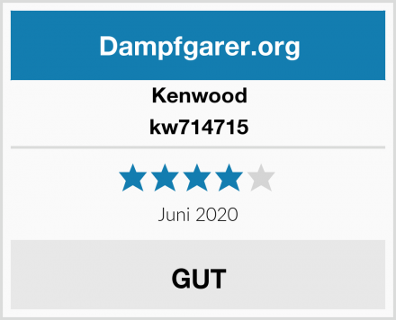 Kenwood kw714715 Test