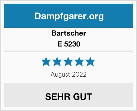 Bartscher E 5230 Test