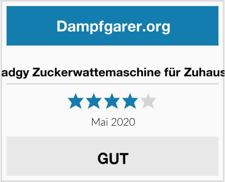No Name Gadgy Zuckerwattemaschine für Zuhause Test