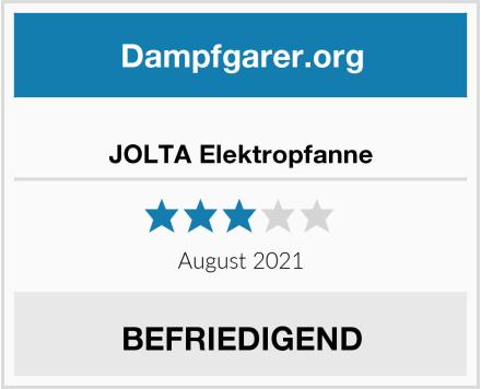 JOLTA Elektropfanne Test