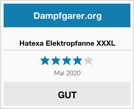 Hatexa Elektropfanne XXXL Test