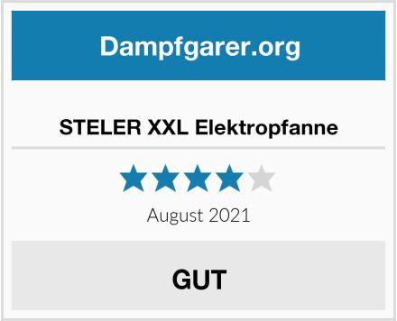 No Name STELER XXL Elektropfanne Test