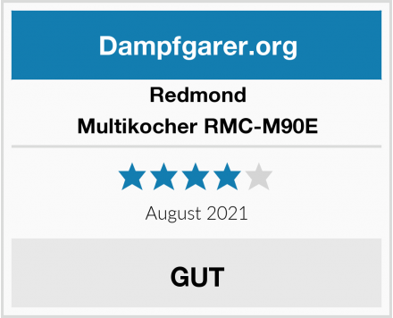 Redmond Multikocher RMC-M90E Test