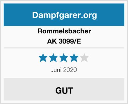 Rommelsbacher AK 3099/E Test