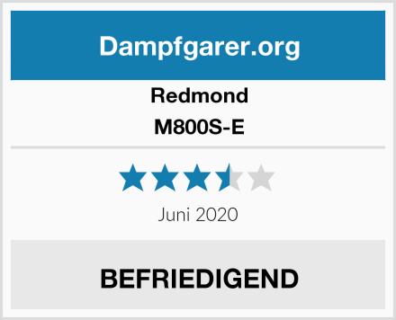 Redmond M800S-E Test