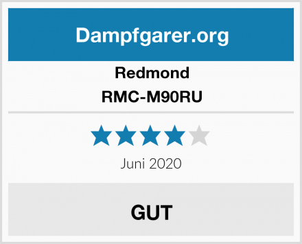 Redmond RMC-M90RU Test