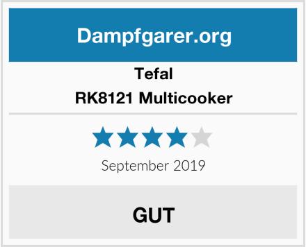 Tefal RK8121 Multicooker Test
