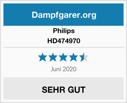 Philips HD474970 Test