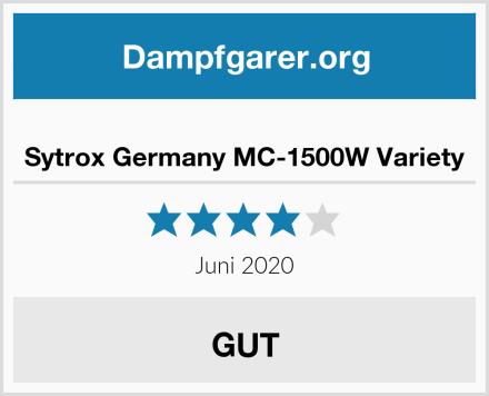 Sytrox Germany MC-1500W Variety Test
