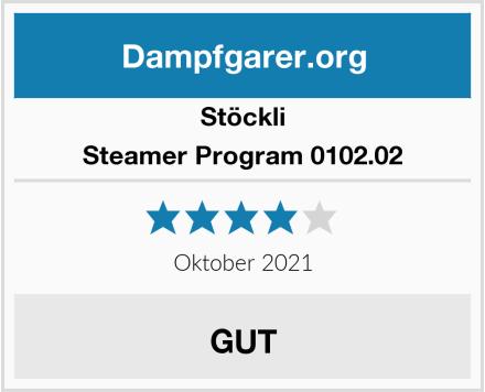 Stöckli Steamer Program 0102.02 Test
