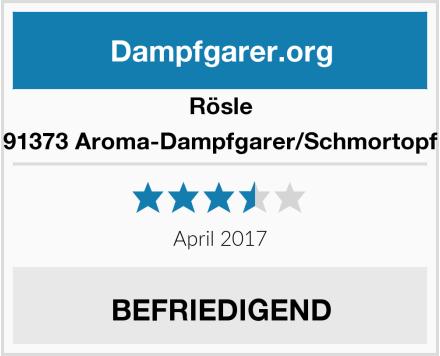Rösle 91373 Aroma-Dampfgarer/Schmortopf Test