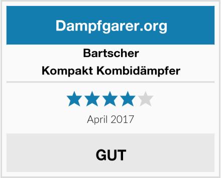 Bartscher Kompakt Kombidämpfer Test