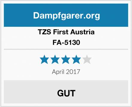 TZS First Austria FA-5130 Test