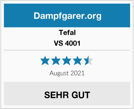 Tefal VS 4001 Test
