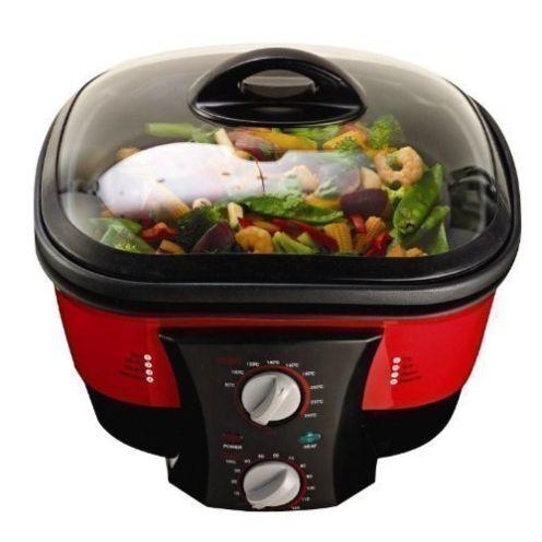 JML Go Chef 8in1 Kocher