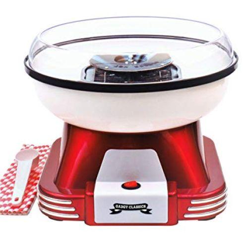 Gadgy Zuckerwattemaschine für Zuhause